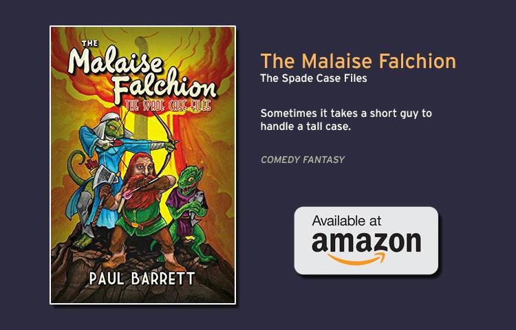 Malaise Falchion Ad