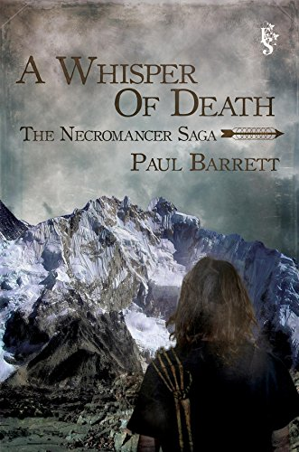 Cover to A Whisper of Death